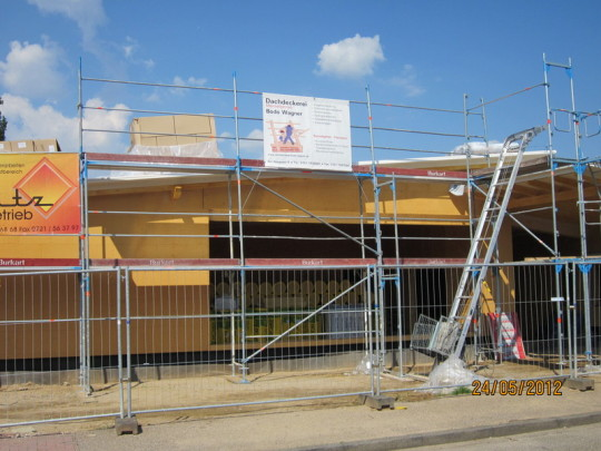 Kinderhort Evalon Solar, BV Durmersheim, Dachdecker Durmersheim