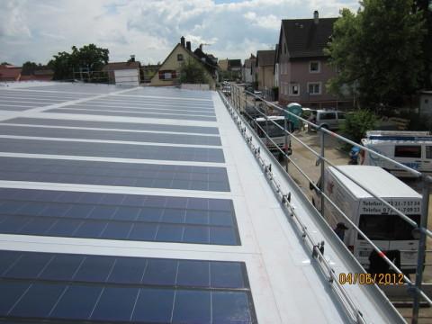 Alwitra Kindergarten, BV Durmersheim, Evalon Solar